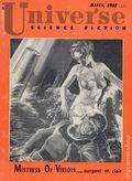 Universe Science Fiction (1953-1955 Palmer Publications) Pulp 10