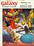 Galaxy Science Fiction (1950-1980 World/Galaxy/Universal) Vol. 9 #5