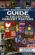 Overstreet Guide to Collecting Concert Posters SC (2017 Gemstone) 1-1ST