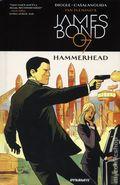 James Bond Hammerhead HC (2017 Dynamite) 1-1ST