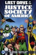 Last Days of the Justice Society of America TPB (2017 DC) 1-1ST