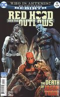 Red Hood and the Outlaws (2016) 10A