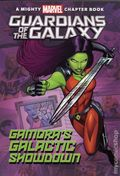 Guardians of the Galaxy Gamora's Galactic Showdown SC (2017 Marvel Press) A Mighty Marvel Chapter Book 1-1ST
