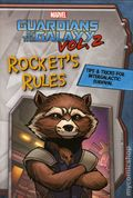 Guardians of the Galaxy Vol. 2 Rocket's Rules HC (2017 Studio Fun) Tips and Tricks for Intergalactic Survival 1-1ST