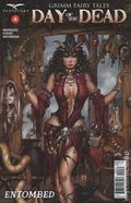 Grimm Fairy Tales Day of the Dead (2017 Zenescope) 4C