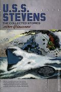 USS Stevens The Collected Stories HC (2016 Dover) By Sam Glanzman 1-1ST