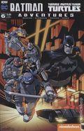Batman Teenage Mutant Ninja Turtles Adventures (2016 IDW) 6SUB