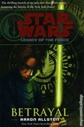 Star Wars Legacy of the Force Betrayal HC (2006 Novel) 1A-1ST