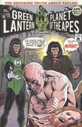 Planet of the Apes Green Lantern (2017) 4C