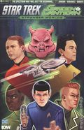Star Trek Green Lantern (2016 IDW) Volume 2 6RI