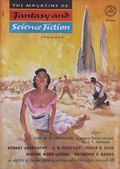 Fantasy and Science Fiction (1949-Present Mercury Publications) Pulp Vol. 6 #1