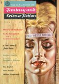 Fantasy and Science Fiction (1949-Present Mercury Publications) Pulp Vol. 15 #1