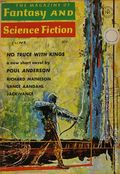 Fantasy and Science Fiction (1949-Present Mercury Publications) Pulp Vol. 24 #6