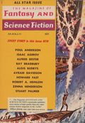 Fantasy and Science Fiction (1949 Mercury Digest) Vol. 16 #3
