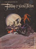 Fantasy and Science Fiction (1949-Present Mercury Publications) Pulp Vol. 2 #4
