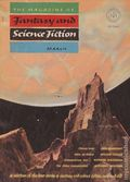 Fantasy and Science Fiction (1949-Present Mercury Publications) Pulp Vol. 4 #3