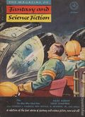 Fantasy and Science Fiction (1949-Present Mercury Publications) Pulp Vol. 4 #6