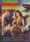 Magazine of Fantasy and Science Fiction (1949-Present Mercury Publications) Vol. 5 #4