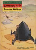 Fantasy and Science Fiction (1949-Present Mercury Publications) Pulp Vol. 7 #1