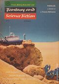 Fantasy and Science Fiction (1949-Present Mercury Publications) Pulp Vol. 8 #4