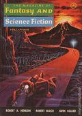 Magazine of Fantasy and Science Fiction (1949-Present Mercury Publications) Vol. 15 #3