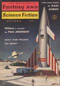 Fantasy and Science Fiction (1949-Present Mercury Publications) Pulp Vol. 15 #5