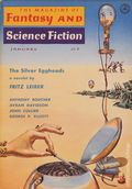Magazine of Fantasy and Science Fiction (1949-Present Mercury Publications) Pulp Vol. 16 #1