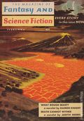 Fantasy and Science Fiction (1949-Present Mercury Publications) Pulp Vol. 16 #2