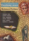 Magazine of Fantasy and Science Fiction (1949-Present Mercury Publications) Vol. 16 #4