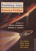 Fantasy and Science Fiction (1949-Present Mercury Publications) Pulp Vol. 17 #3