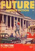 Future Science Fiction (1952-1960 Columbia Publications) Pulp Vol. 4 #4