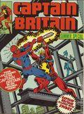 Captain Britain Marvel Summer Special (1980 Marvel) UK Edition 1981