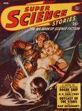 Super Science Stories (1940-1951 Popular Publications) Pulp Vol. 6 #3