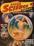 Super Science Stories (1940-1951 Popular Publications) Pulp Vol. 6 #1