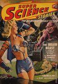 Super Science Stories (1940-1951 Popular Publications) Pulp Vol. 5 #3