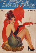 French Follies (1930-1932 Follywood) Pulp Vol. 5 #1