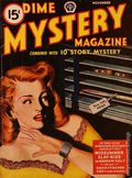 Dime Mystery Magazine (1932-1950 Dime Mystery Book Magazine - Popular) Pulp Vol. 32 #3