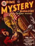 Dime Mystery Magazine (1932) pulp Volume 36, Issue 2