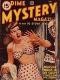 Dime Mystery Magazine (1932-1950 Dime Mystery Book Magazine - Popular) Pulp Vol. 35 #2