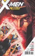 X-Men Gold (2017) 4A