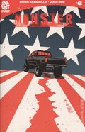 American Monster (2016 Aftershock Comics) 6B