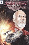 Star Trek The Next Generation Mirror Broken (2017 IDW) 1A
