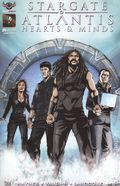 Stargate Atlantis Hearts and Minds (2017 American Mythology) 1A