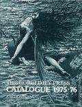 Gorblimey Press Catalogue 1975-76: A Retrospective (1976) 0