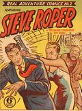 Real Adventure Comics (Australian Series 1950-1952 Consolidated Press) 2