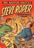 Real Adventure Comics (Australian Series 1950-1952 Consolidated Press) 5
