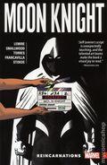 Moon Knight TPB (2016-2017 Marvel) By Jeff Lemire 2-1ST
