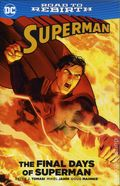 Superman The Final Days of Superman TPB (2017 DC) 1-1ST