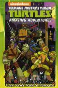 Teenage Mutant Ninja Turtles Amazing Adventures Tea-Time for a Turtle HC (2017 IDW) 1-1ST