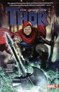 Unworthy Thor TPB (2017 Marvel) 1-1ST